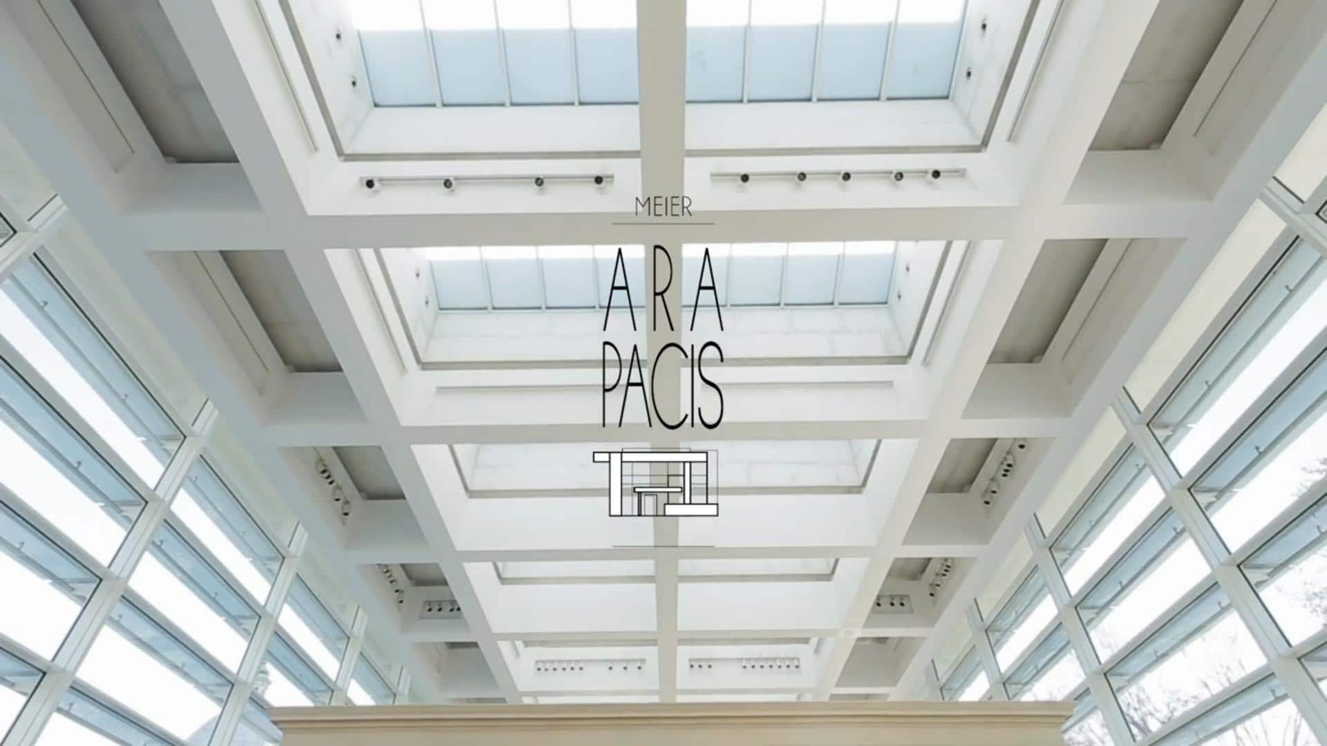 Wider View Ara Pacis header