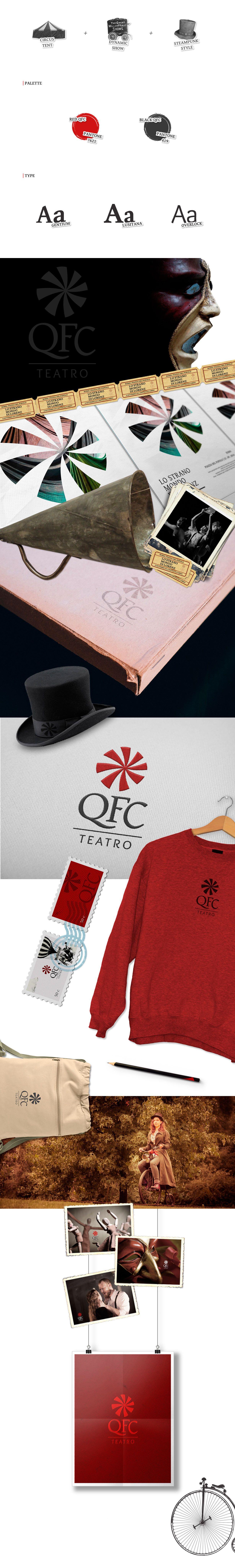 Wider View Portfolio QFC Teatro 3