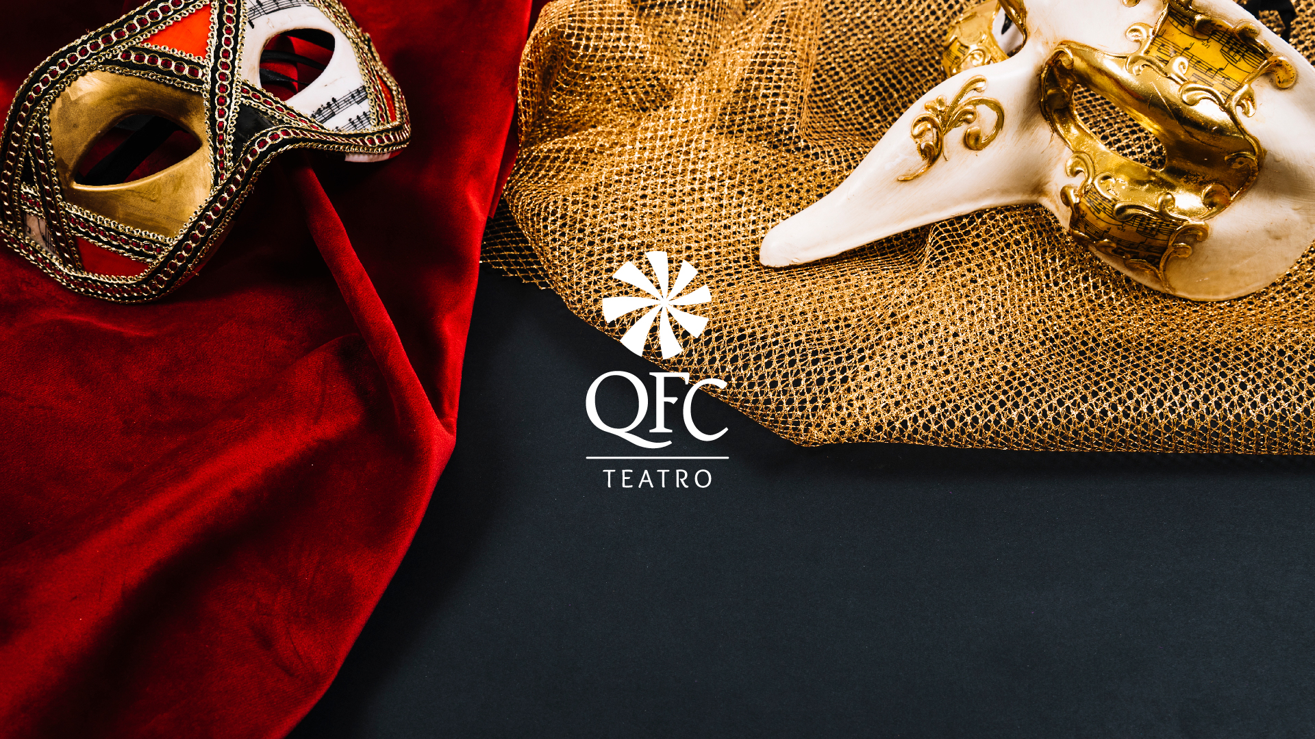 Wider View Portfolio QFC Teatro header