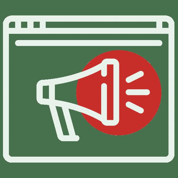 Wider View Servizi Campagne Digital icona